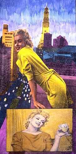 Marilyn and the Big Apple