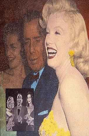 Marilyn, Bogie and Baby